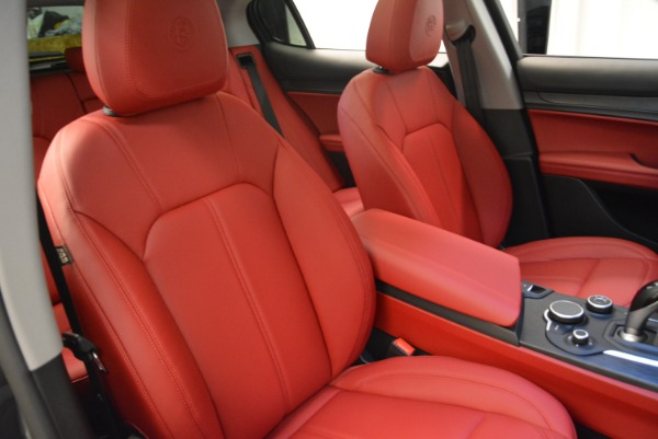 New 2018 Alfa Romeo Stelvio Q4 for sale Sold at Pagani of Greenwich in Greenwich CT 06830 18