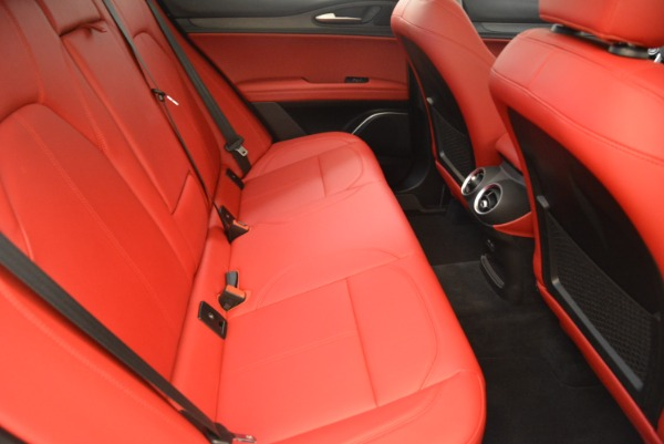 New 2018 Alfa Romeo Stelvio Ti Q4 for sale Sold at Pagani of Greenwich in Greenwich CT 06830 23