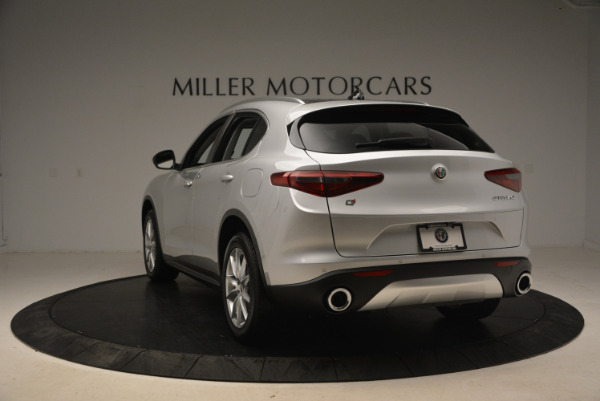 New 2018 Alfa Romeo Stelvio Ti Q4 for sale Sold at Pagani of Greenwich in Greenwich CT 06830 5