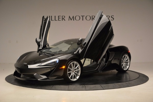 New 2018 McLaren 570S Spider for sale Sold at Pagani of Greenwich in Greenwich CT 06830 14