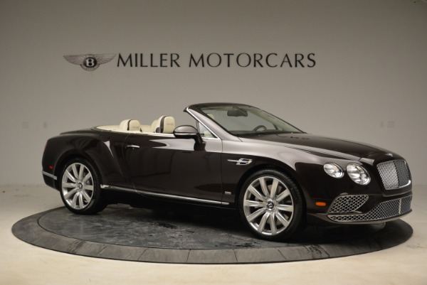 New 2018 Bentley Continental GT Timeless Series for sale Sold at Pagani of Greenwich in Greenwich CT 06830 10