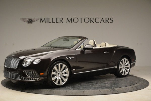 New 2018 Bentley Continental GT Timeless Series for sale Sold at Pagani of Greenwich in Greenwich CT 06830 2