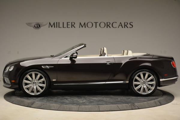 New 2018 Bentley Continental GT Timeless Series for sale Sold at Pagani of Greenwich in Greenwich CT 06830 3