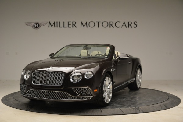 New 2018 Bentley Continental GT Timeless Series for sale Sold at Pagani of Greenwich in Greenwich CT 06830 1