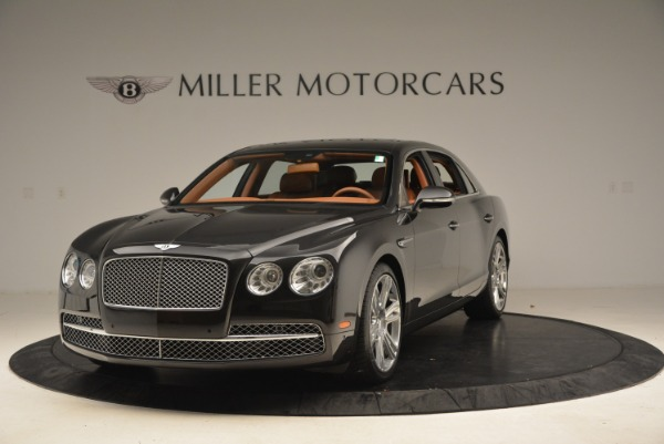 Used 2014 Bentley Flying Spur W12 for sale Sold at Pagani of Greenwich in Greenwich CT 06830 1