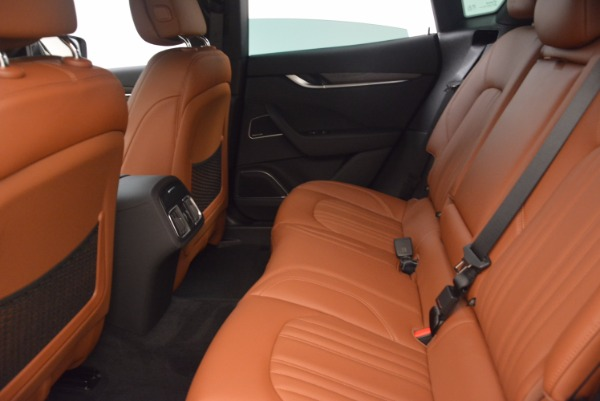 New 2018 Maserati Levante Q4 GranLusso for sale Sold at Pagani of Greenwich in Greenwich CT 06830 19