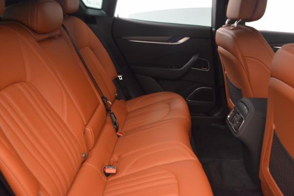 New 2018 Maserati Levante Q4 GranLusso for sale Sold at Pagani of Greenwich in Greenwich CT 06830 25