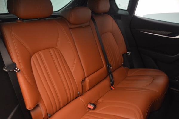 New 2018 Maserati Levante Q4 GranLusso for sale Sold at Pagani of Greenwich in Greenwich CT 06830 26