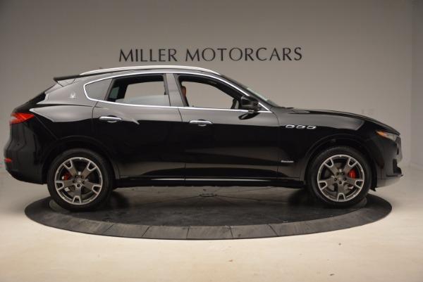 New 2018 Maserati Levante Q4 GranLusso for sale Sold at Pagani of Greenwich in Greenwich CT 06830 9