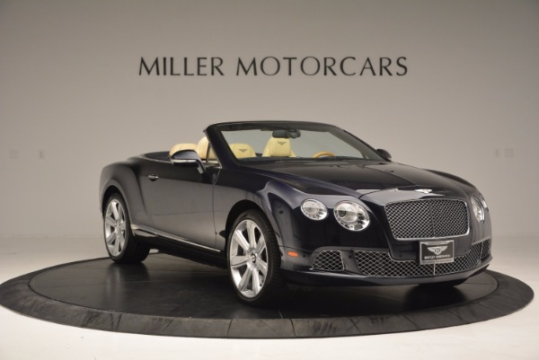 Used 2012 Bentley Continental GTC for sale Sold at Pagani of Greenwich in Greenwich CT 06830 11