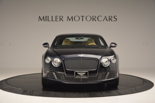 Used 2012 Bentley Continental GTC for sale Sold at Pagani of Greenwich in Greenwich CT 06830 13