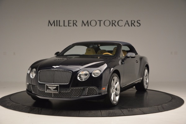 Used 2012 Bentley Continental GTC for sale Sold at Pagani of Greenwich in Greenwich CT 06830 14