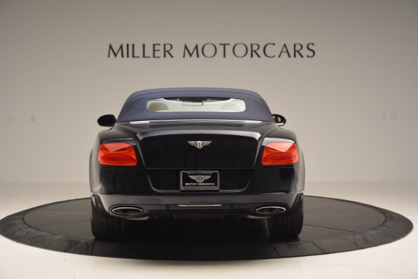 Used 2012 Bentley Continental GTC for sale Sold at Pagani of Greenwich in Greenwich CT 06830 19