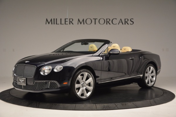 Used 2012 Bentley Continental GTC for sale Sold at Pagani of Greenwich in Greenwich CT 06830 2