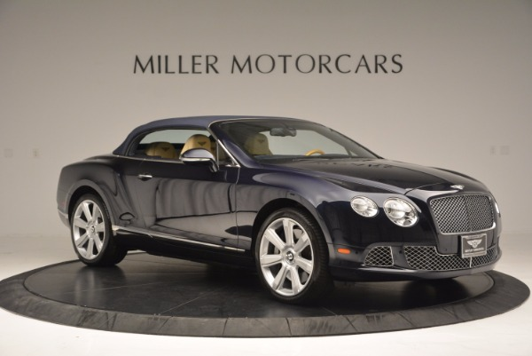 Used 2012 Bentley Continental GTC for sale Sold at Pagani of Greenwich in Greenwich CT 06830 23
