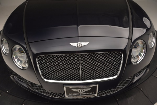 Used 2012 Bentley Continental GTC for sale Sold at Pagani of Greenwich in Greenwich CT 06830 25