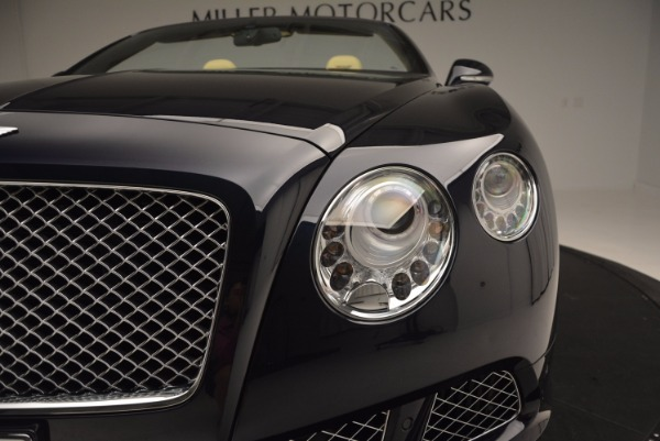 Used 2012 Bentley Continental GTC for sale Sold at Pagani of Greenwich in Greenwich CT 06830 26