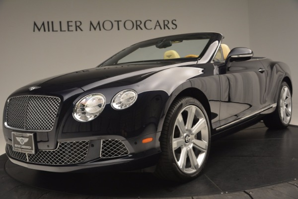 Used 2012 Bentley Continental GTC for sale Sold at Pagani of Greenwich in Greenwich CT 06830 28