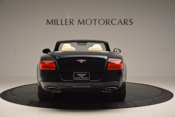 Used 2012 Bentley Continental GTC for sale Sold at Pagani of Greenwich in Greenwich CT 06830 6