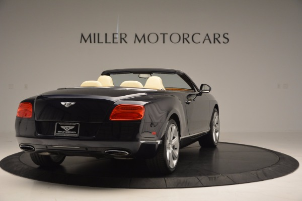Used 2012 Bentley Continental GTC for sale Sold at Pagani of Greenwich in Greenwich CT 06830 7