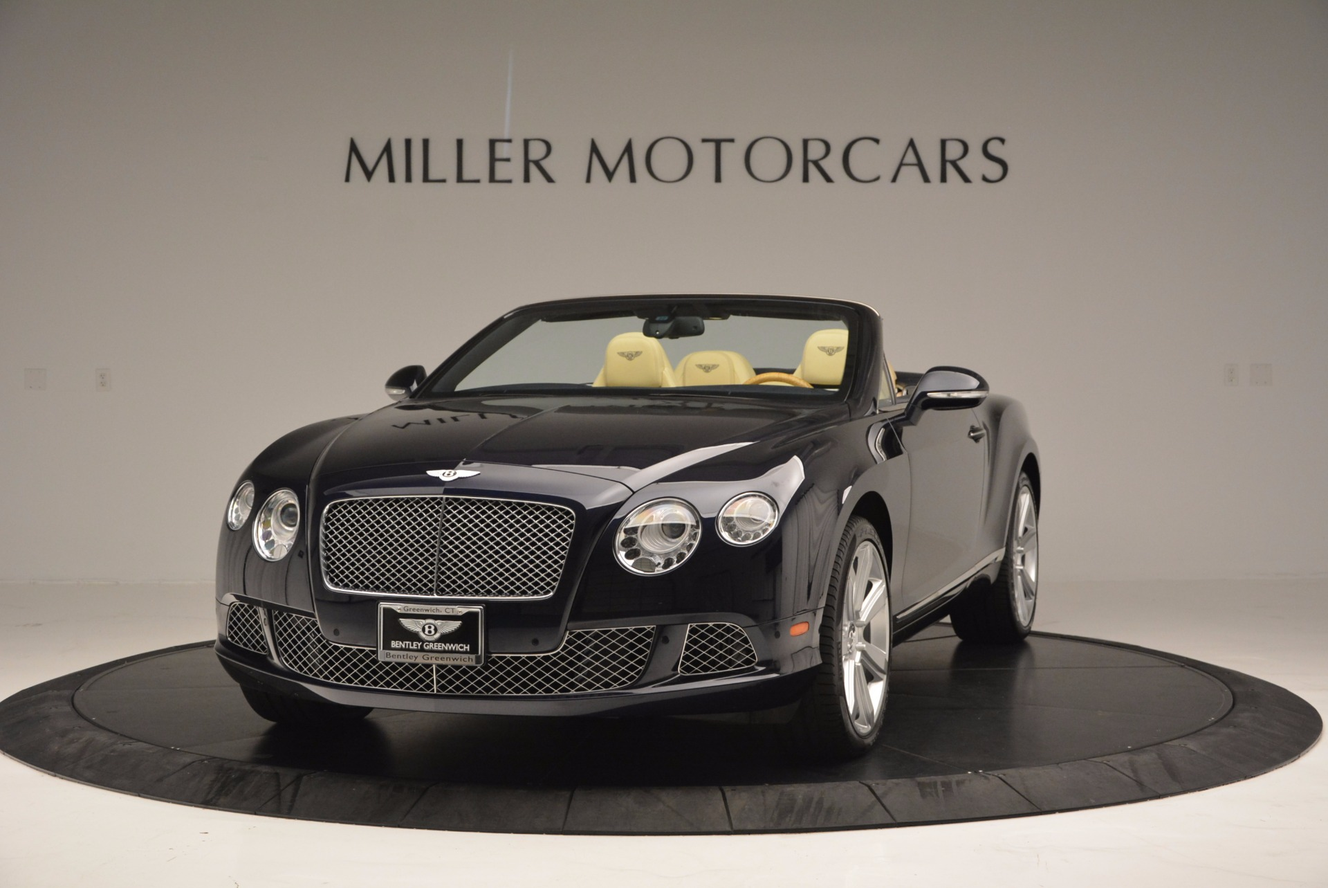 Used 2012 Bentley Continental GTC for sale Sold at Pagani of Greenwich in Greenwich CT 06830 1