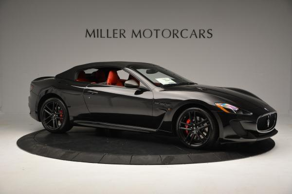 New 2016 Maserati GranTurismo Convertible MC for sale Sold at Pagani of Greenwich in Greenwich CT 06830 11