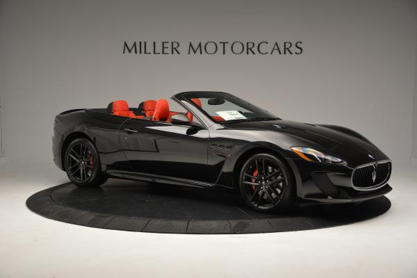 New 2016 Maserati GranTurismo Convertible MC for sale Sold at Pagani of Greenwich in Greenwich CT 06830 18