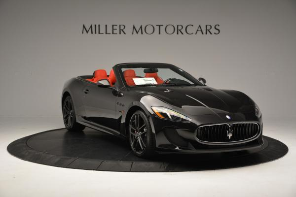 New 2016 Maserati GranTurismo Convertible MC for sale Sold at Pagani of Greenwich in Greenwich CT 06830 19