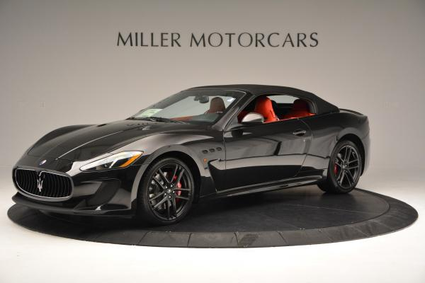 New 2016 Maserati GranTurismo Convertible MC for sale Sold at Pagani of Greenwich in Greenwich CT 06830 2