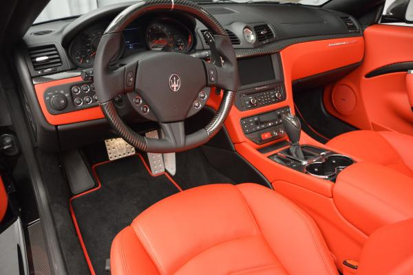 New 2016 Maserati GranTurismo Convertible MC for sale Sold at Pagani of Greenwich in Greenwich CT 06830 20