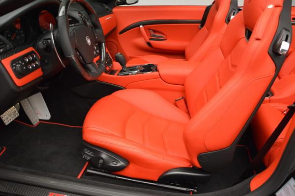 New 2016 Maserati GranTurismo Convertible MC for sale Sold at Pagani of Greenwich in Greenwich CT 06830 21