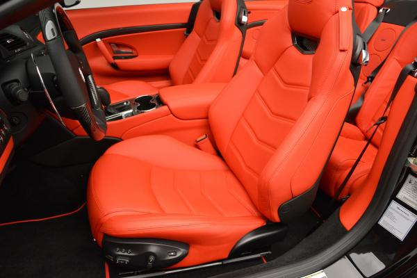New 2016 Maserati GranTurismo Convertible MC for sale Sold at Pagani of Greenwich in Greenwich CT 06830 22