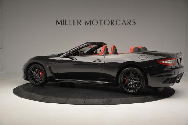 New 2016 Maserati GranTurismo Convertible MC for sale Sold at Pagani of Greenwich in Greenwich CT 06830 6