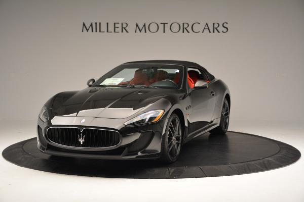 New 2016 Maserati GranTurismo Convertible MC for sale Sold at Pagani of Greenwich in Greenwich CT 06830 8