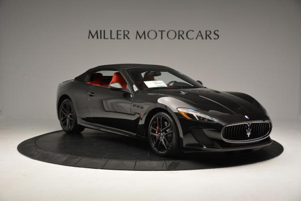 New 2016 Maserati GranTurismo Convertible MC for sale Sold at Pagani of Greenwich in Greenwich CT 06830 9