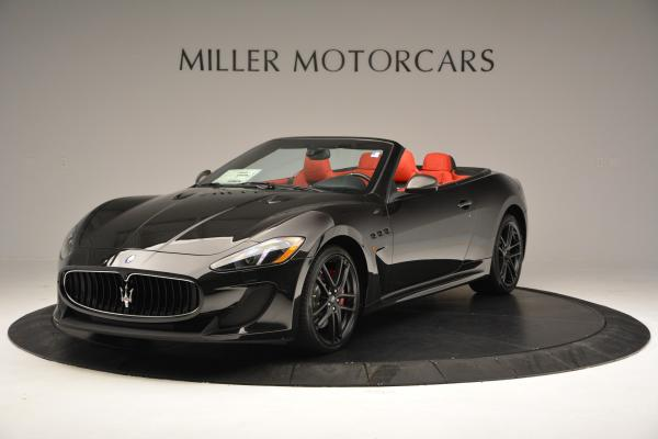 New 2016 Maserati GranTurismo Convertible MC for sale Sold at Pagani of Greenwich in Greenwich CT 06830 1