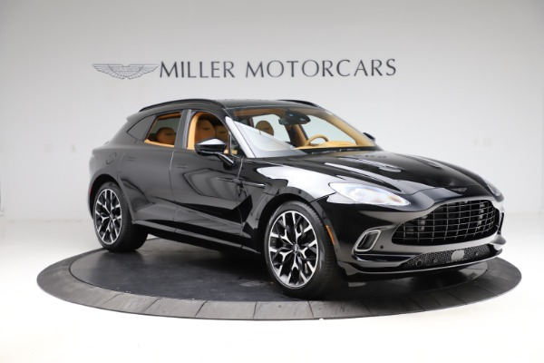 New 2021 Aston Martin DBX for sale Sold at Pagani of Greenwich in Greenwich CT 06830 10