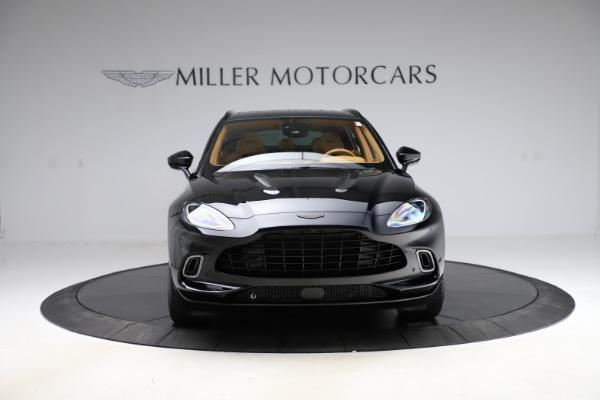 New 2020 Aston Martin DBX SUV for sale Call for price at Pagani of Greenwich in Greenwich CT 06830 11