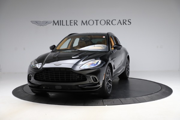New 2021 Aston Martin DBX for sale Sold at Pagani of Greenwich in Greenwich CT 06830 12