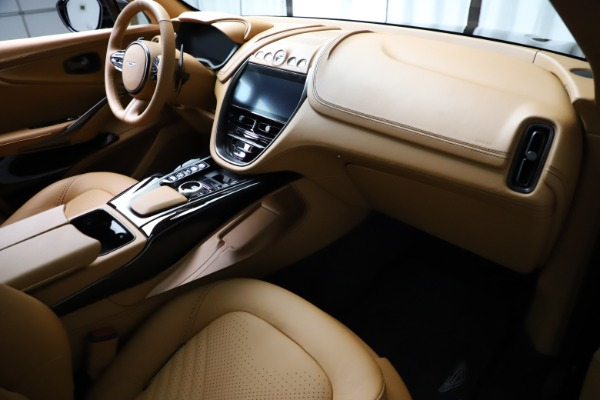 New 2021 Aston Martin DBX for sale Sold at Pagani of Greenwich in Greenwich CT 06830 20