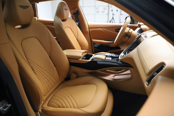 New 2021 Aston Martin DBX for sale Sold at Pagani of Greenwich in Greenwich CT 06830 22