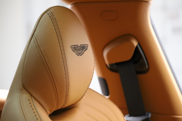 New 2021 Aston Martin DBX for sale Sold at Pagani of Greenwich in Greenwich CT 06830 24