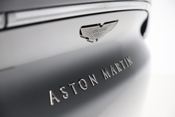 New 2021 Aston Martin DBX for sale Sold at Pagani of Greenwich in Greenwich CT 06830 27