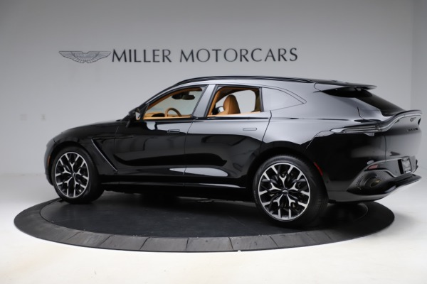 New 2021 Aston Martin DBX for sale Sold at Pagani of Greenwich in Greenwich CT 06830 3