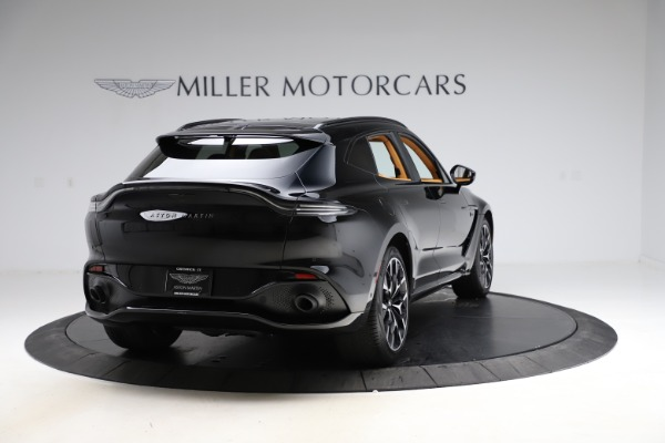 New 2021 Aston Martin DBX for sale Sold at Pagani of Greenwich in Greenwich CT 06830 6