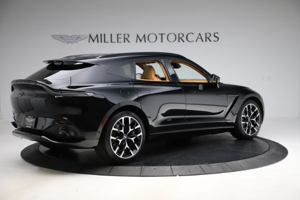 New 2020 Aston Martin DBX SUV for sale Call for price at Pagani of Greenwich in Greenwich CT 06830 7