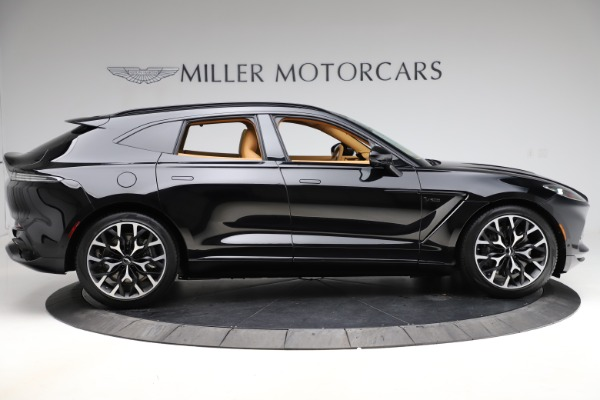 New 2020 Aston Martin DBX SUV for sale Call for price at Pagani of Greenwich in Greenwich CT 06830 8