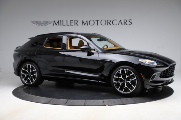 New 2021 Aston Martin DBX for sale Sold at Pagani of Greenwich in Greenwich CT 06830 9