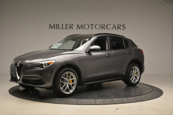 New 2018 Alfa Romeo Stelvio Sport Q4 for sale Sold at Pagani of Greenwich in Greenwich CT 06830 2
