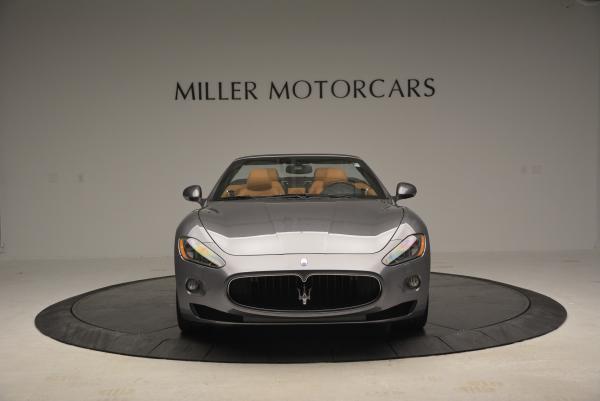 Used 2012 Maserati GranTurismo for sale Sold at Pagani of Greenwich in Greenwich CT 06830 12